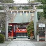 車折神社で茅の輪くぐりが始まります
