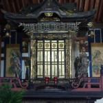 26年度後半事業・「鹿王院・仏牙舎利特別拝観」探訪のご案内です。