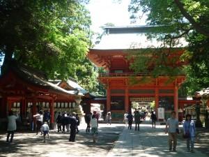 京都神社本教巡拝旅行に参加しました。